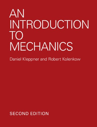 Introduction to Mechanics  2nd 2013 (Revised) edition cover