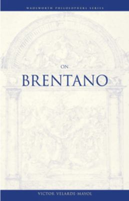 On Brentano   2000 9780534576110 Front Cover