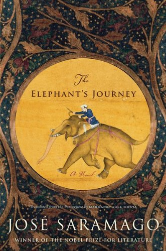 Elephant's Journey   2010 9780547574110 Front Cover