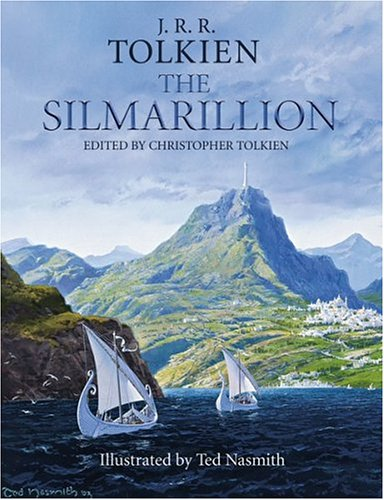 Silmarillion  2nd 2004 9780618391110 Front Cover