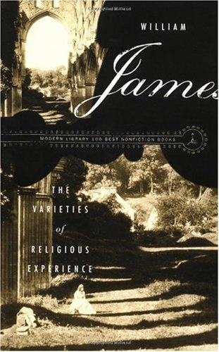 Varieties of Religious Experience A Study in Human Nature  1994 edition cover