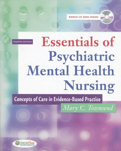 Essentials of Psychiatric Ment  4th 2008 (Revised) edition cover