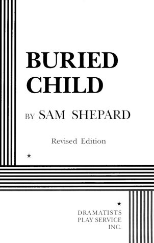 Buried Child   1997 (Revised) edition cover