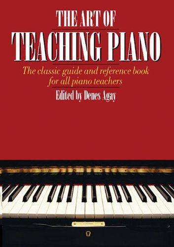 Art of Teaching Piano  N/A edition cover