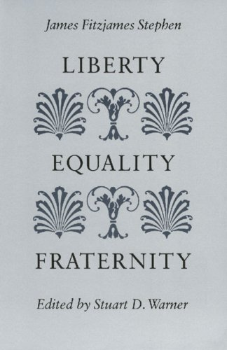 Liberty, Equality, Fraternity   1993 edition cover