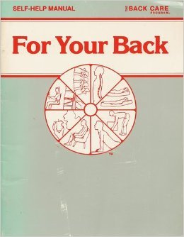 For Your Back 1st 1983 edition cover