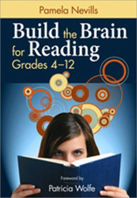 Build the Brain for Reading, Grades 4-12   2011 edition cover