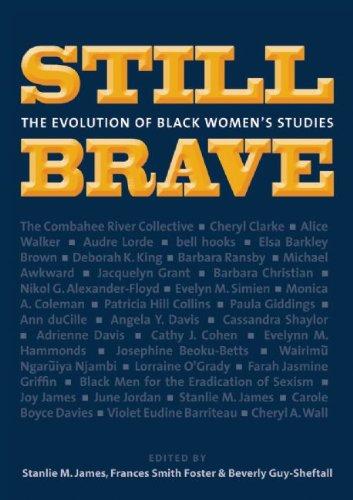 Still Brave : The Evolution of Black Women's Studies  2009 edition cover