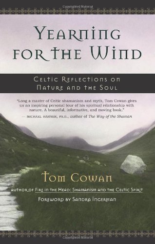 Yearning for the Wind Celtic Reflections on Nature and the Soul  2003 edition cover