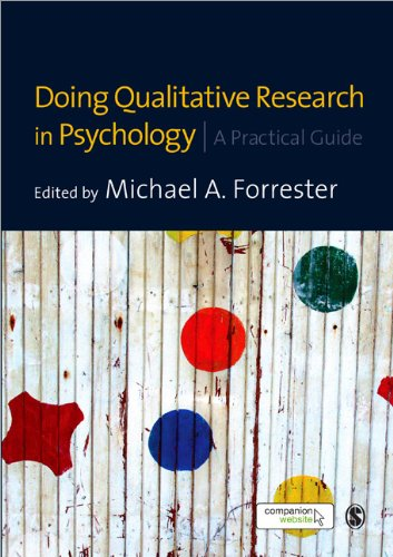 Doing Qualitative Research in Psychology A Practical Guide  2010 (Guide (Instructor's)) edition cover