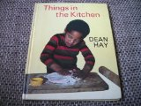 Things in the Kitchen   1976 edition cover