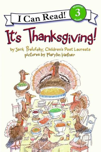 It's Thanksgiving!  N/A 9780060537111 Front Cover