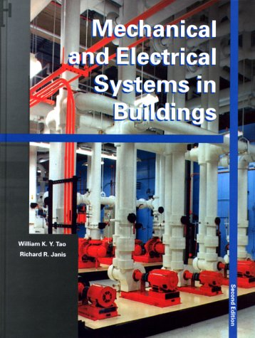 Mechanical and Electrical Systems in Buildings  2nd 2001 edition cover