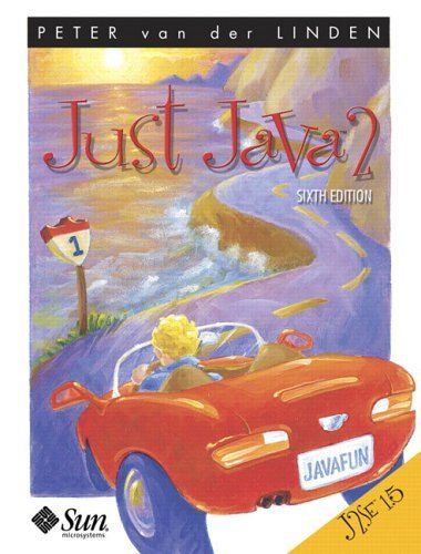 Just Java 2  6th 2004 (Revised) edition cover