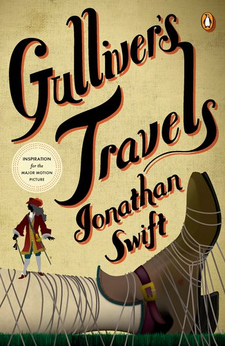 Gulliver's Travels   2010 edition cover