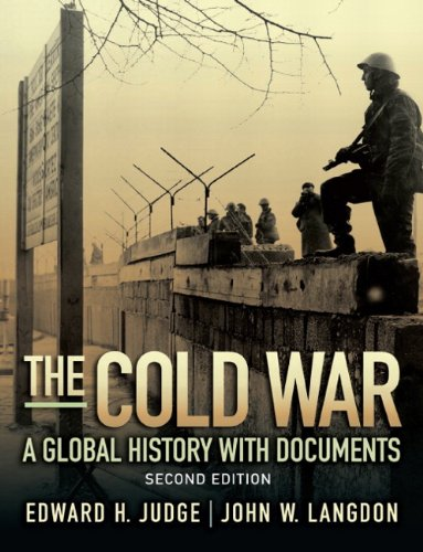 Cold War A Global History with Documents 2nd 2011 edition cover