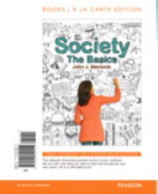 Society The Basics, Books a la Carte Edition 12th 2013 edition cover
