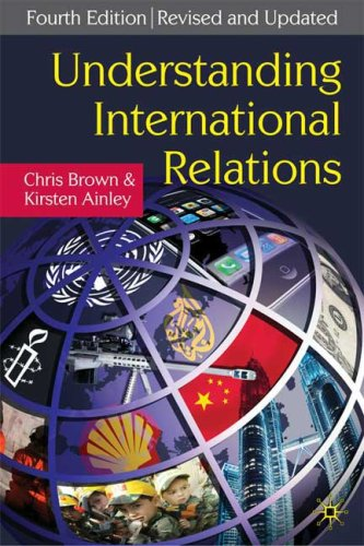 Understanding International Relations  4th 2009 (Revised) edition cover