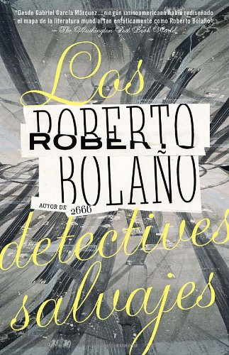 Detectives Salvajes   2010 edition cover