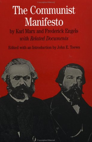 Communist Manifesto With Related Documents  1999 edition cover
