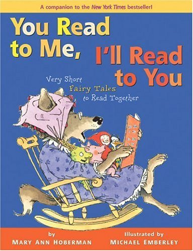 You Read to Me, I'll Read to You Very Short Fairy Tales to Read Together  2004 edition cover