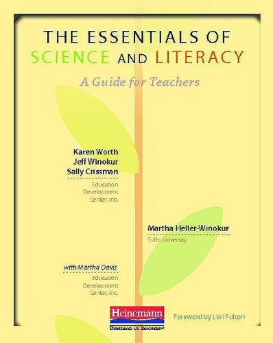 Essentials of Science and Literacy A Guide for Teachers  2009 edition cover