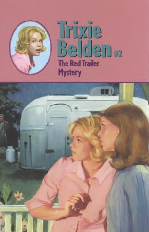 Red Trailer Mystery   2003 edition cover