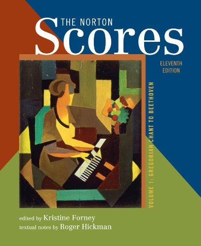 Norton Scores  11th 2011 edition cover