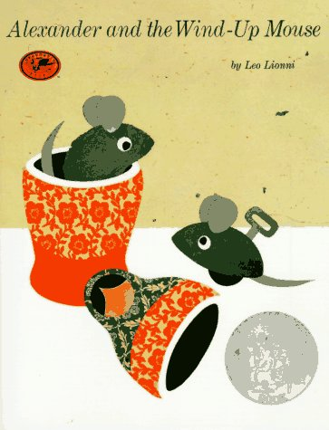 Alexander and the Wind-Up Mouse   2012 (Reprint) edition cover