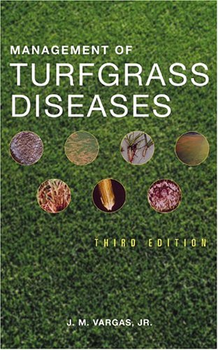 Management of Turfgrass Diseases  3rd 2005 (Revised) edition cover