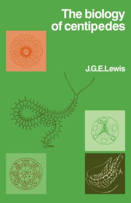 Biology of Centipedes  N/A 9780521034111 Front Cover