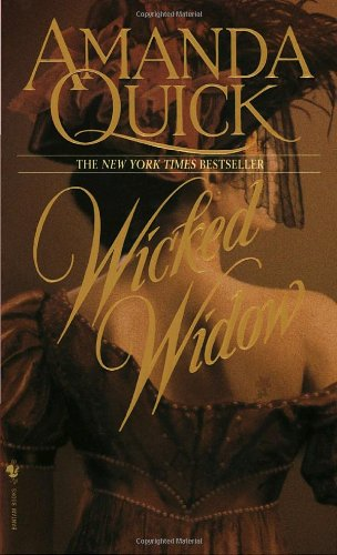 Wicked Widow  Reprint 9780553574111 Front Cover