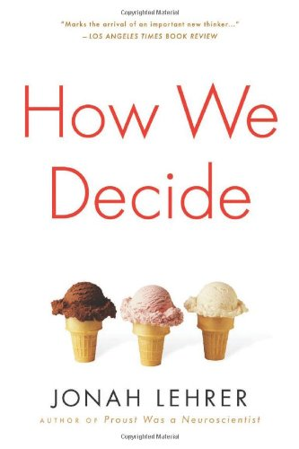 How We Decide   2008 edition cover