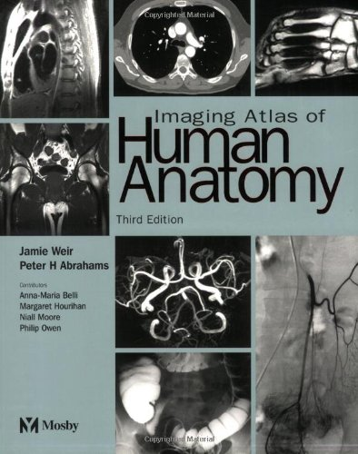 Imaging Atlas of Human Anatomy  3rd 2002 (Revised) edition cover