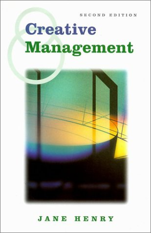 Creative Management  2nd 2001 (Revised) 9780761966111 Front Cover