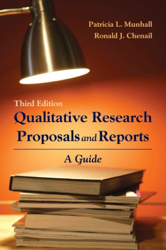 Qualitative Research Proposals and Reports  3rd 2008 (Revised) edition cover