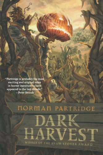Dark Harvest   2006 edition cover