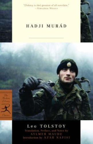 Hadji Murad   2003 edition cover