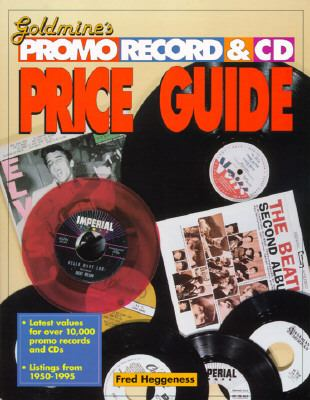 Goldmine's Promo Record and CD Price Guide N/A 9780873414111 Front Cover