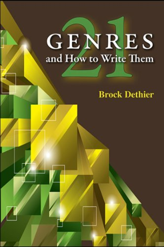 Twenty-One Genres and How to Write Them   2013 edition cover