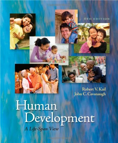 Human Development A Life-Span View 6th 2013 9781111834111 Front Cover