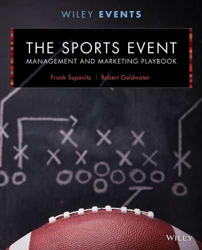 Sports Event Management and Marketing Playbook  2nd 2014 edition cover