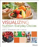 Visualizing Nutrition: Everyday Choices:   2013 edition cover