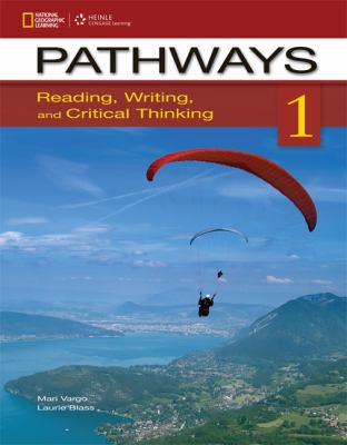 Pathways 1 Reading, Writing, and Critical Thinking  2013 edition cover