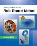 First Course in the Finite Element Method  6th 2017 edition cover
