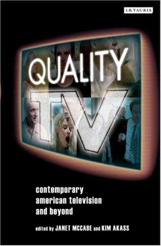 Quality TV Contemporary American Television and Beyond  2007 edition cover