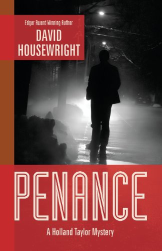 Penance A Holland Taylor Mystery  2013 9781938473111 Front Cover
