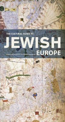 Cultural Guide to Jewish Europe  2004 9782020612111 Front Cover