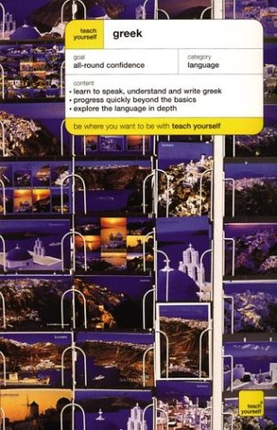 Greek Complete Course  2nd 2003 9780071420112 Front Cover