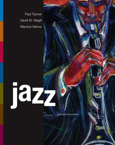 Jazz  11th 2009 9780073327112 Front Cover